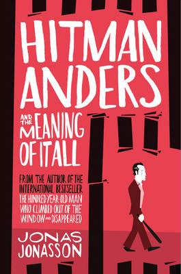 "on my bookshelf is ""Hitman Anders and the meaning of it all"""