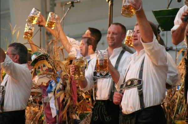 Oktoberfest Beer 1