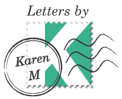 Monthly letter sent by the mail